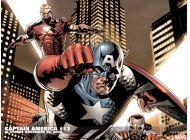 Captain America (1996) #13 Wallpaper