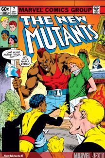 New Mutants (1983) #7