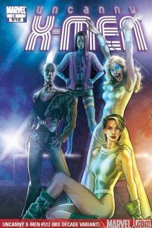 Uncanny X-Men (1963) #512 (80S DECADE VARIANT)