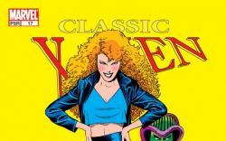 Classic X-Men #17