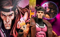 Diamond Presents the Marvel Select Gambit