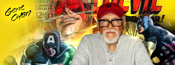 Marvel Remembers Gene Colan