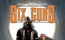 Six Guns (2011) #1