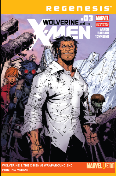 Wolverine & the X-Men #3