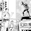 Ultimate Comics Spider-Man (2011) #9 preview inks by David Marquez