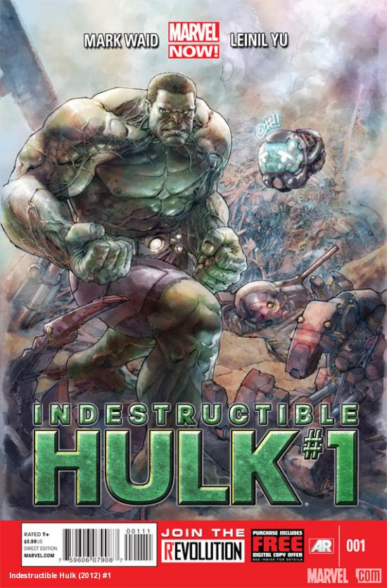 Indestructible Hulk #1