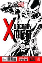 UNCANNY X-MEN #1  (Quesada Sketch Variant)