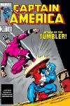 Captain America (1968) #291 Cover