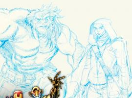 C2E2 2013: X-Men: Battle of the Atom
