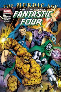 Fantastic Four (1998) #582