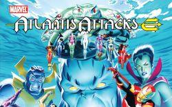 Atlantis Attacks (2011) #1