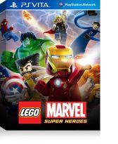 LEGO Marvel Super Heroes on PlayStation Vita