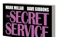 THE SECRET SERVICE: KINGSMAN TPB