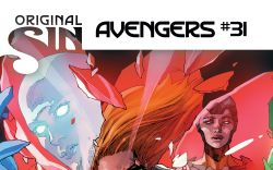 AVENGERS 31 (SIN, WITH DIGITAL CODE)