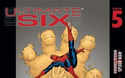 ULTIMATE SIX 5 cover