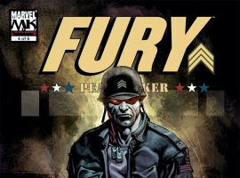 Fury: Peacemaker (2006) #4