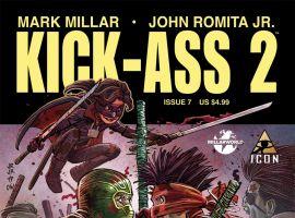 KICK-ASS 2 (2010) #7 Cover