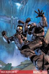 Halo: Blood Line #5