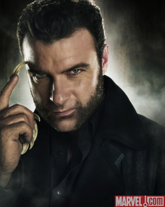 Liev Schreiber As Sabretooth