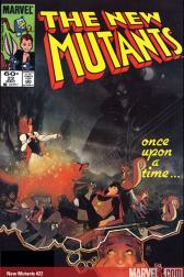 New Mutants #22 
