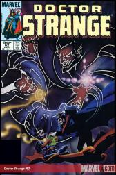 Dr. Strange #62 