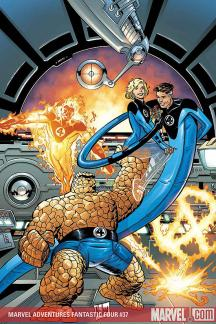 Marvel Adventures Fantastic Four (2005) #37