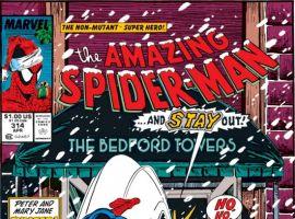 AMAZING SPIDER-MAN #314