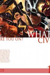What If? Civil War #1