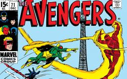 GIANT-SIZE AVENGERS/INVADERS #1