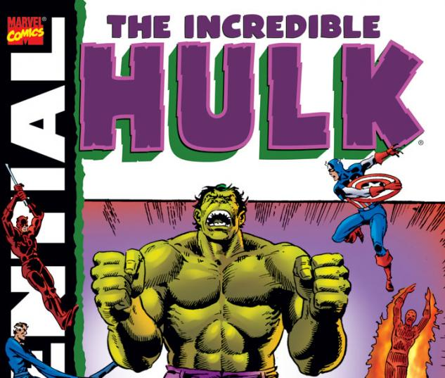 ESSENTIAL HULK VOL. 4 COVER