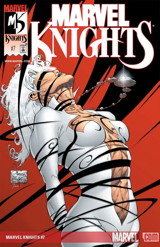 MARVEL KNIGHTS #7