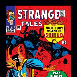 Strange Tales #146