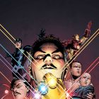 New Avengers: Illuminati #2 cover by Jim Cheung