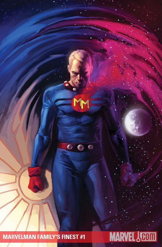 Marvelman Family's Finest (2010) #1