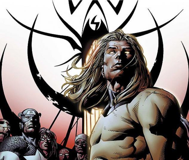NEW AVENGERS (2007) #9 (JOHN ROMITA SR. VARIANT) COVER