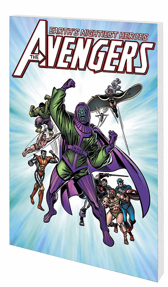 AVENGERS: KANG TIME AND TIME AGAIN #0
