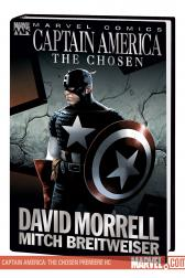 Captain America: The Chosen Premiere (Hardcover)
