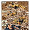 NEW MUTANTS FOREVER #3 preview page by Al Rio