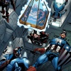 Captain America Corps #1 preview art by Philippe Briones