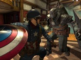 Captain America: Super Soldier Ultimates DLC screenshot