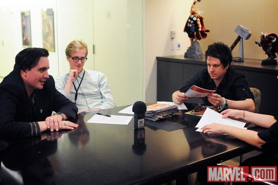 Art Brut Discusses Music and Comics