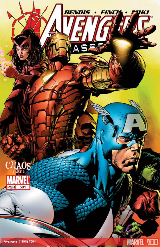 Avengers (1998) #501