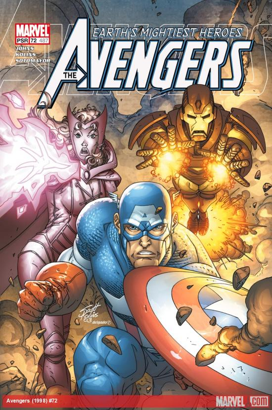 Avengers (1998) #72