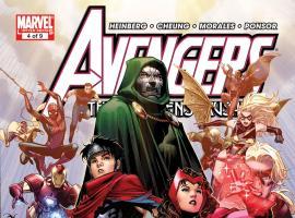 Avengers: The Childrens Crusade (2010) #4
