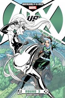 Avengers Vs. X-Men (2012) #3 (X-Men Team Variant)