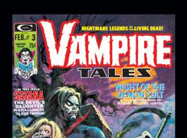 Vampire Tales (1973) #3 Cover