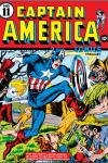 Captain America Comics (1941) #11 Cover