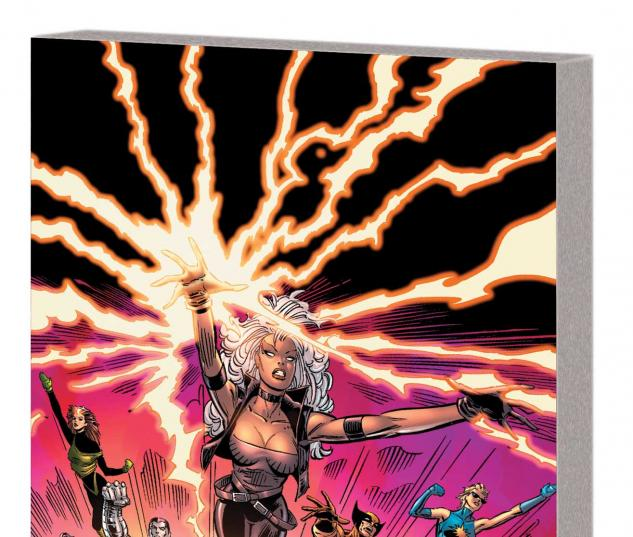 X-MEN: FALL OF THE MUTANTS VOL. 1 TPB