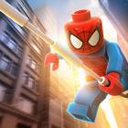 Spider-Man character render from LEGO Marvel Super Heroes