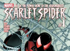 Cover: Scarlet Spider (2011) #1, Cover #93199